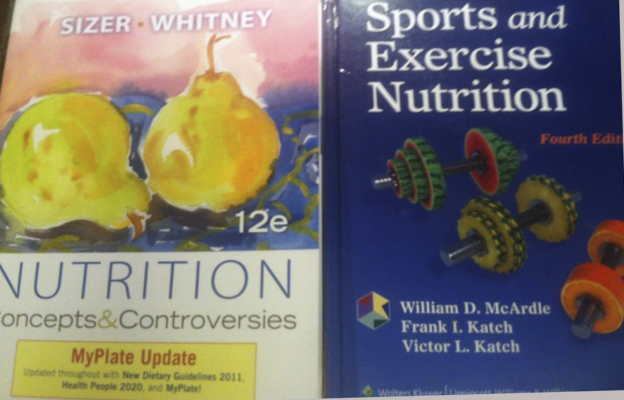 Books on nutrition for weight loss