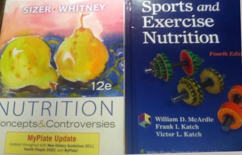 Nutrition books